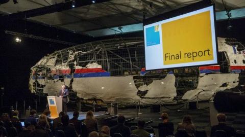 """Нідерланди викрили РФ в спробах """"напустити туману"""" за звітом про теракт проти MHф17"""