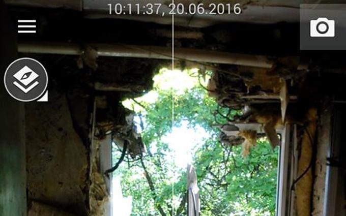 Війна на Донбасі: обнародувані фото нових доказів стрілянини бойовиків ДНР