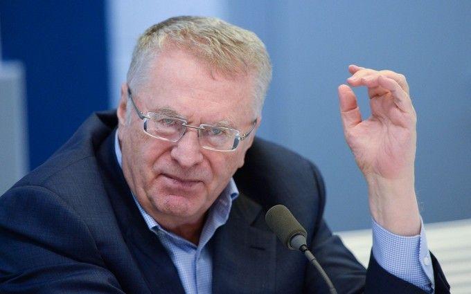 Фінансування тероризму: в Україні серйозно взялися за Жириновського