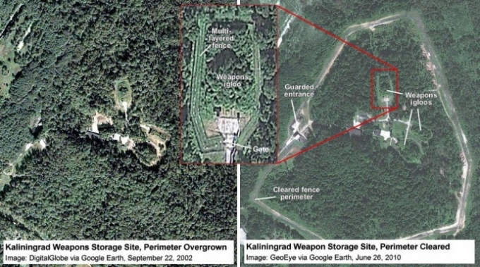 РФ оновлює сховище ядерної зброї: американські вчені опублікували шокуючі фотодокази (3)