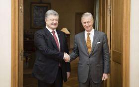 Революція на граніті: король Бельгії розповів про свою таємну поїздку до Києва