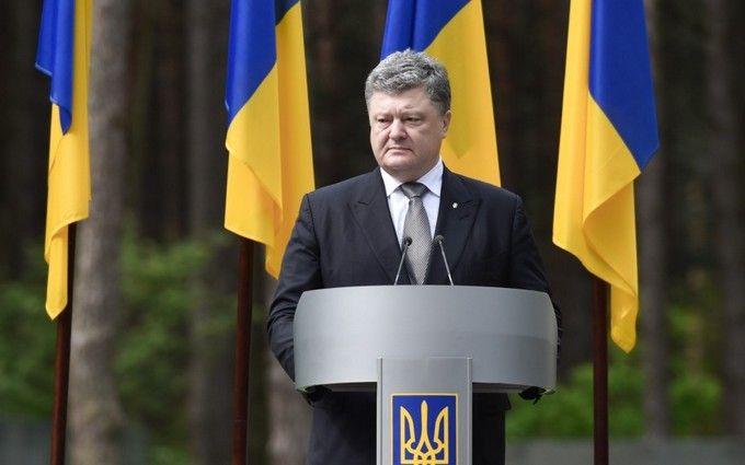 Порошенко рассказал, как Путину удалось оккупировать Донбасс и Крым
