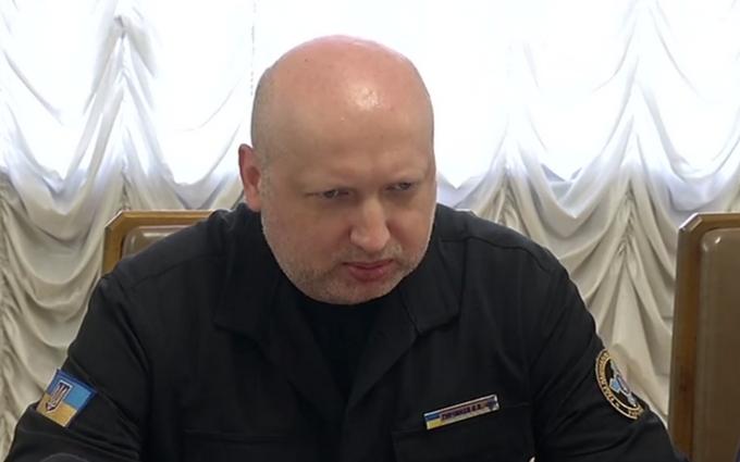 Турчинов зробив гучну заяву про війну з Росією: з'явилося відео