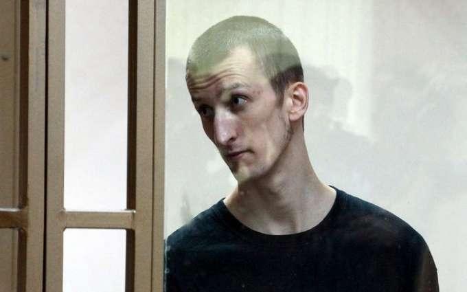 Украинского пленника в России посадили в ШИЗО за привет не по уставу: опубликовано видео