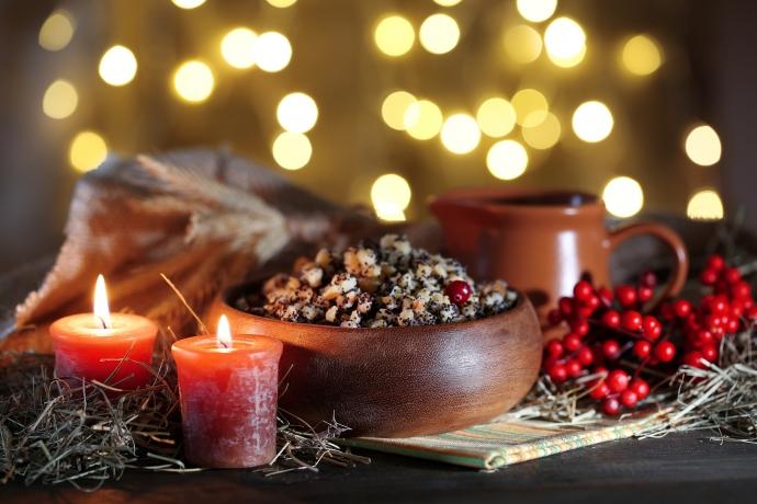 Украинские традиции Святвечера