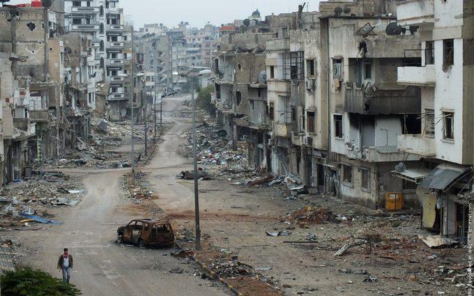 США хотят обсудить прекращение огня в Сирии