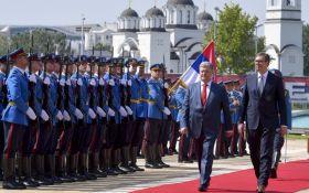 Україна розширила безвізовий режим ще з однією країною, - Порошенко
