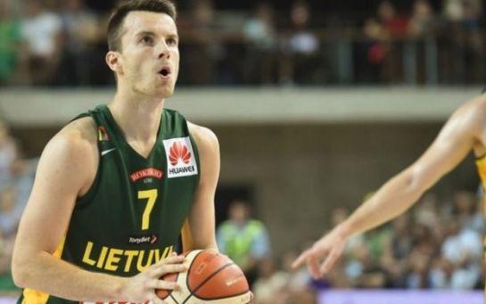 Литва изменила состав на Евробаскет