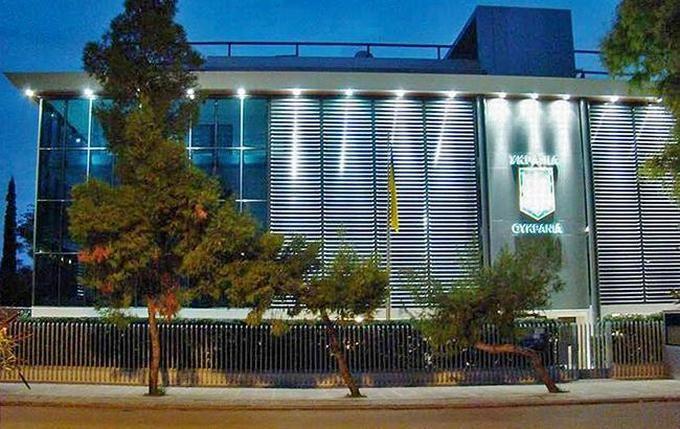 У Греції на посольство України здійснена зухвала атака: в МЗС розкрили подробиці