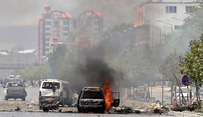 В Кабуле погибли 7 человек