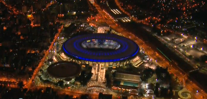Церемония открытия Паралимпиады-2016: фото и видео из Рио (77)