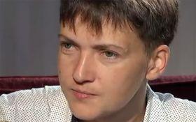 Савченко резко высказалась о Порошенко и ждет гранат: опубликовано видео