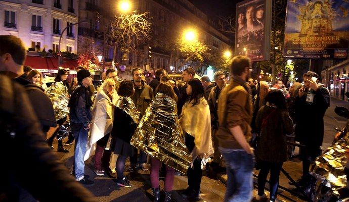 Во Франции прошел день памяти жертв терактов