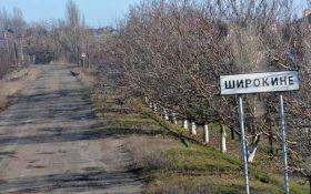 "Боевики из ""Градов"" обстреляли морпехов в районе Широкино - штаб"