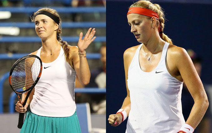 Світоліна - Квітова: онлайн трансляція матчу 1/16 фіналу US Open