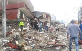Землетрясение в Эквадоре: обнародованы новые видео и данные о погибших