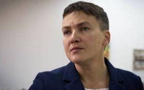 Савченко обратилась с просьбой к Трампу в официальном письме
