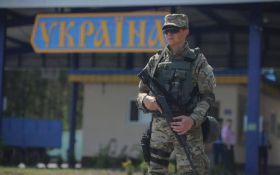 За выходные в Украину пыталось прорваться 15 потенциальных провокаторов