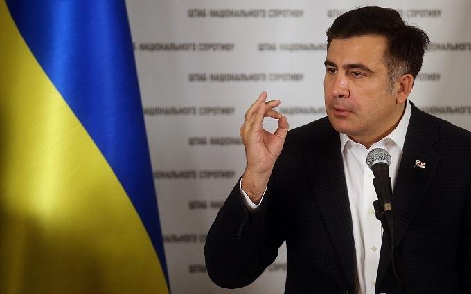 Саакашвілі показав, як він говорить на українській мові: опубліковано відео