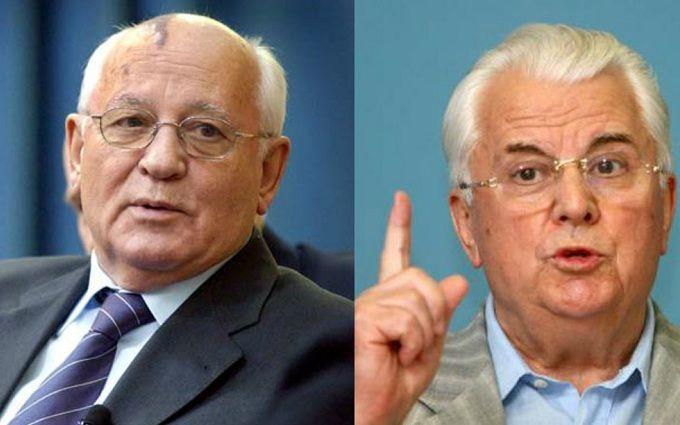 Горбачов і перший президент України посперечалися про СРСР і вік