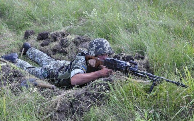 Бійці АТО вистежили і прибрали снайпера бойовиків: з'явилися подробиці