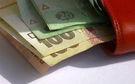 Стала известна средняя зарплата по Украине