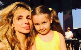 Українська співачка похвалилася талантами дочки: опубліковані фото і відео