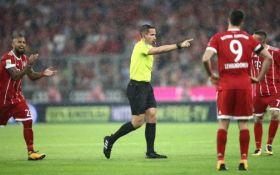 В матче Бундеслиги впервые был использован видеоповтор