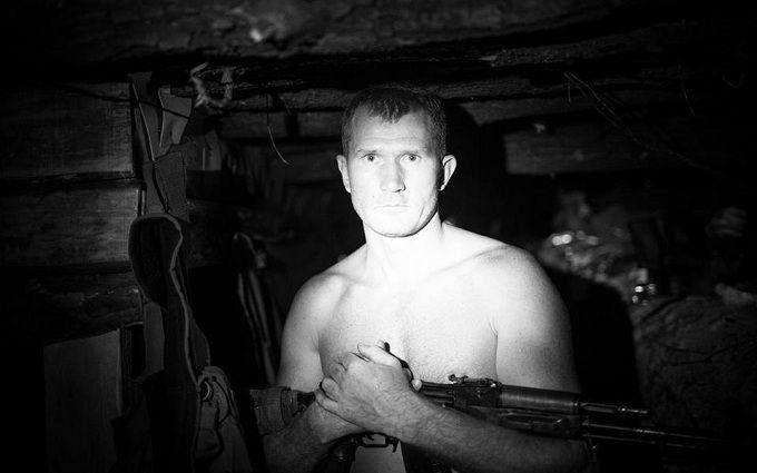 """Під Донецьком снайпер бойовиків застрелив бійця """"Правого сектора"""": з'явилися подробиці"""