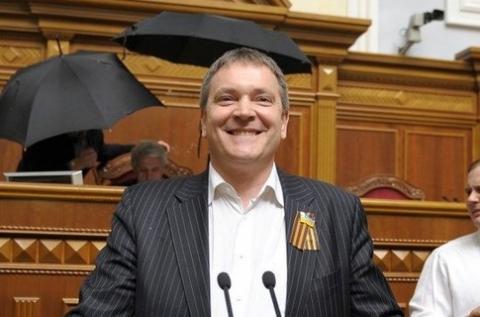 Колесниченко пойдет на выборы в Раду по мажоритарке, а не по списку ПР
