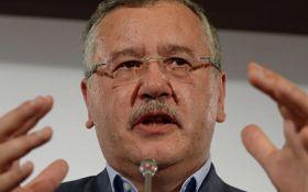 Гриценко не коментує кандидатури від «Громадянської позиції» в сфері нацбезпеки і оборони