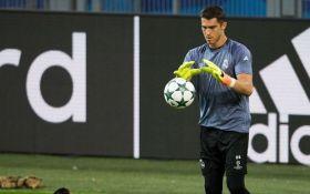 Вратарь Реала Яньес перешел в Хетафе и проведет сезон в Кадисе