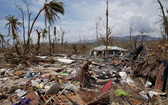 До урагану на Гаїті додалася ще одна біда, число жертв стрімко зростає