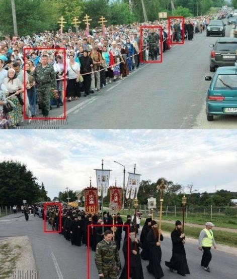 Хресна хода Московського патріархату: стало відомо про заходи безпеки (1)