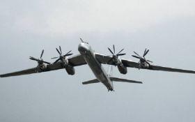Японія підняла винищувачі через літаки Росії