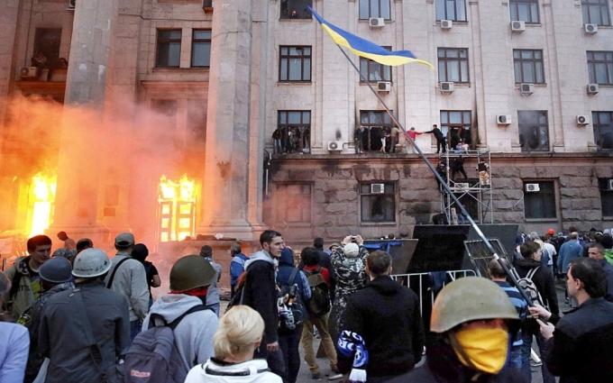 Трагедія 2 травня в Одесі: в соцмережах побачили визнання Росією провини