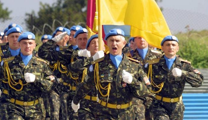 Президент США решил провести тренировку украинской Нацгвардии