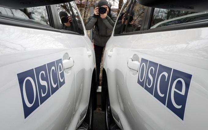 На спостерігачів ОБСЄ напали в окупованому Донецьку