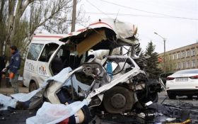 ДТП в Кривом Роге: число жертв возросло