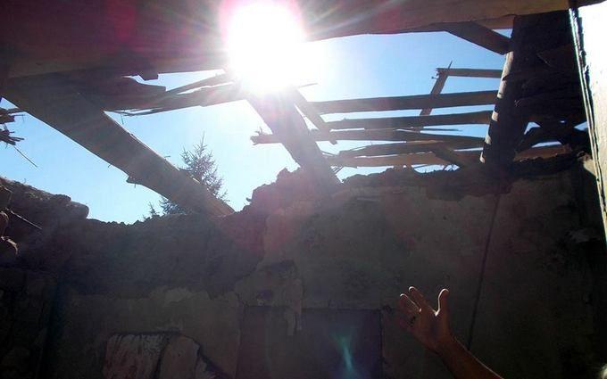 Бойовики влаштували масштабний обстріл на Донбасі: фото наслідків