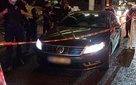 Устроил несколько ДТП и пытался скрыться: в Киеве полиция задержала похитителя Volkswagen