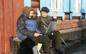 Назван регион Украины с самым высоким доступом сел к интернету