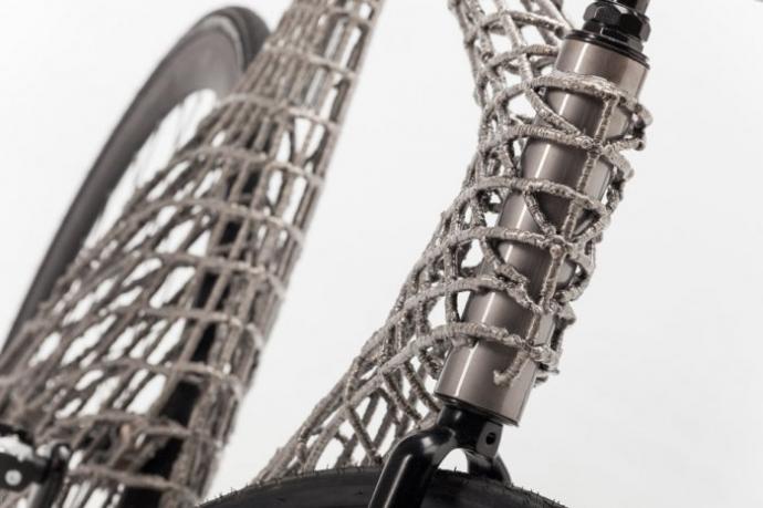 Студенты из Нидерландов создали велосипед с помощью 3D-печати (фото) (4)