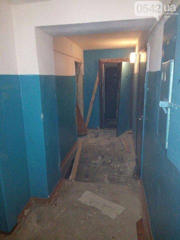 Взрыв квартиры в Сумах: появились фото и видео (7)