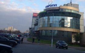 У Мінську чоловіки з бензопилою напали на відвідувачів торгового центру: з'явилося фото