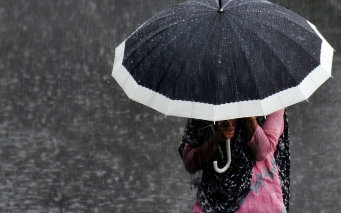 Холод і дощі: з'явився прогноз погоди в Україні на вихідні