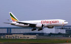 В Ефіопії розбився літак зі 149 пасажирами на борту: перші подробиці