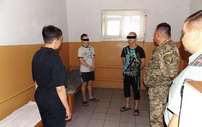 Савченко відвідала в'язницю на Донбасі: з'явилися фото