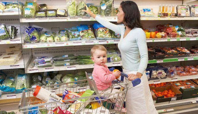 В РФ начали продавать еду в кредит