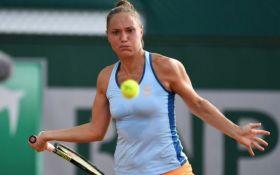 Бондаренко вышла в полуфинал квалификации в Нью-Хэйвене